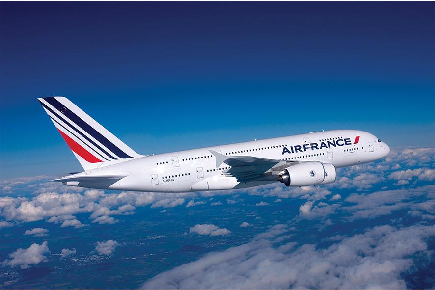 El Airbus A380 llega a México