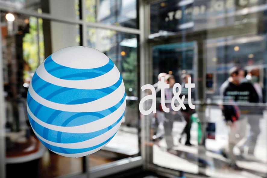 AT&T llamadas a EU y Canadá como locales de México