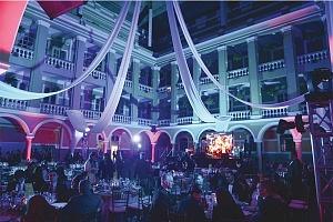 Noche de gala en Bogotá