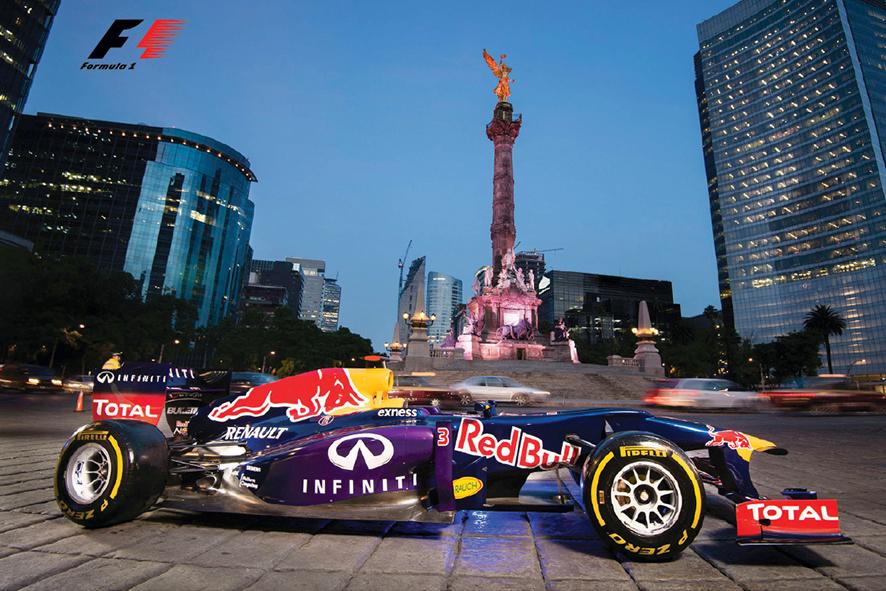 Ya rugen los motores de la Fórmula 1
