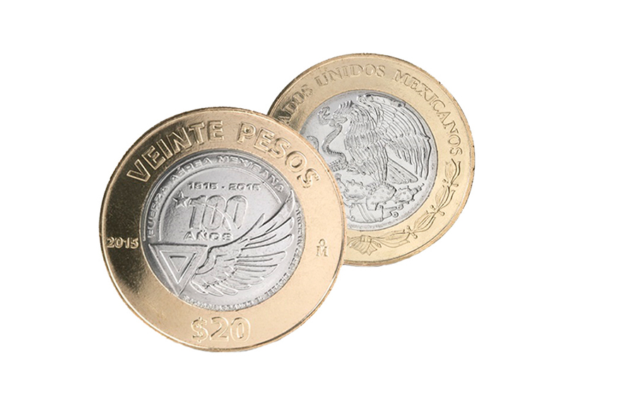 Moneda conmemorativa de la FAM