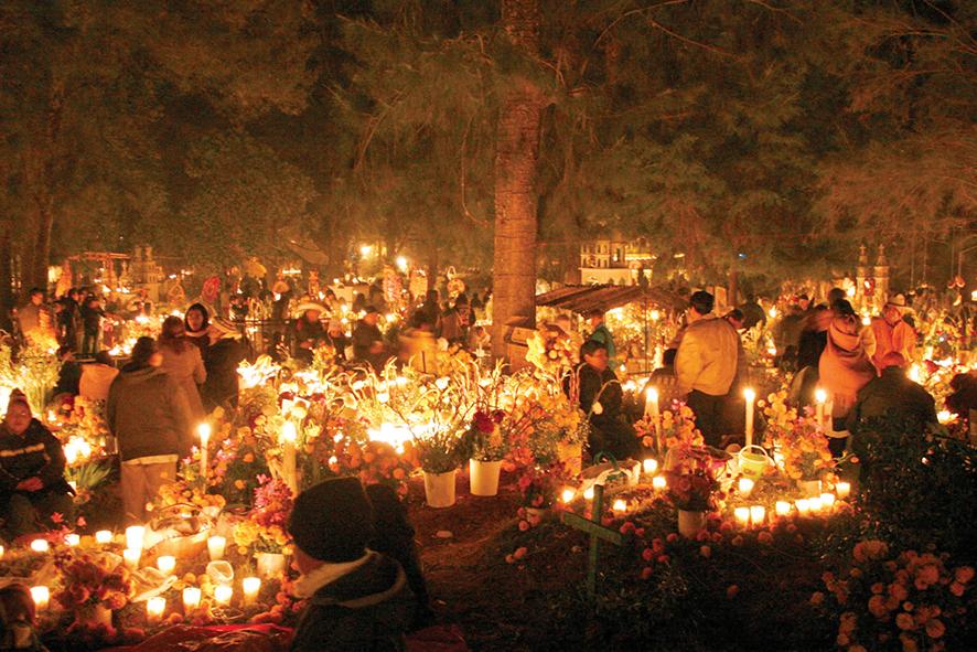 Día de Muertos, tradición de vivos