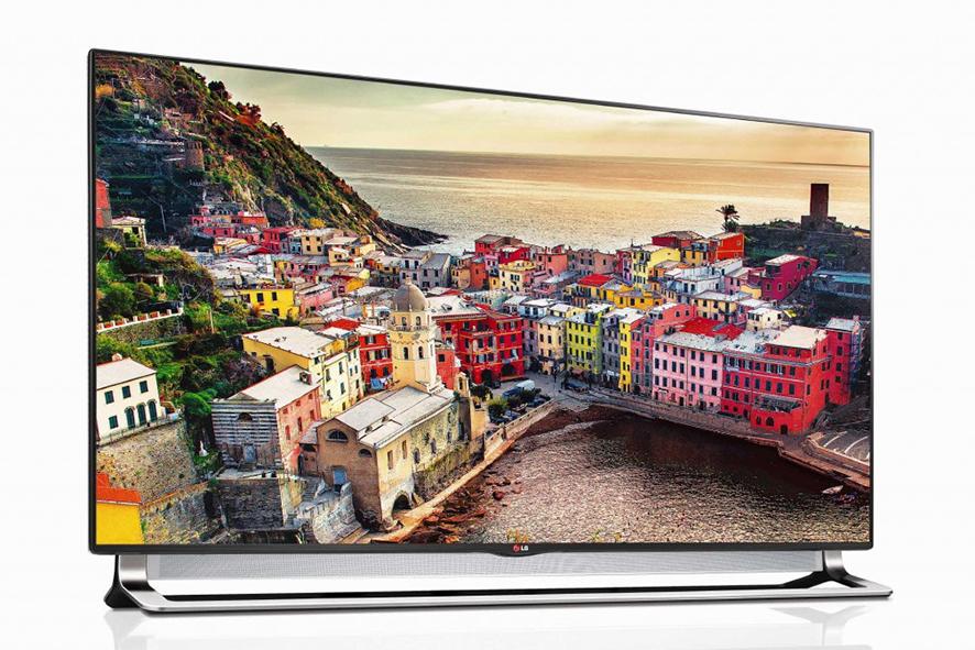 Panasonic presenta televisor innovador