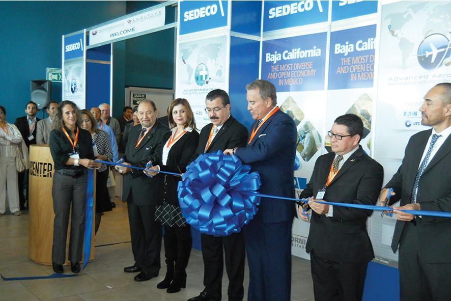 Baja California, líder en desarrollo aeroespacial