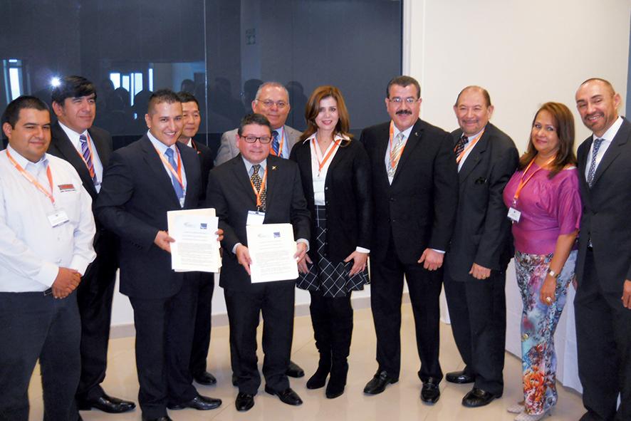 México y Colombia signan alianza aeroespacial