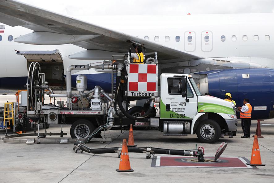 ASA, lista para la apertura de combustibles