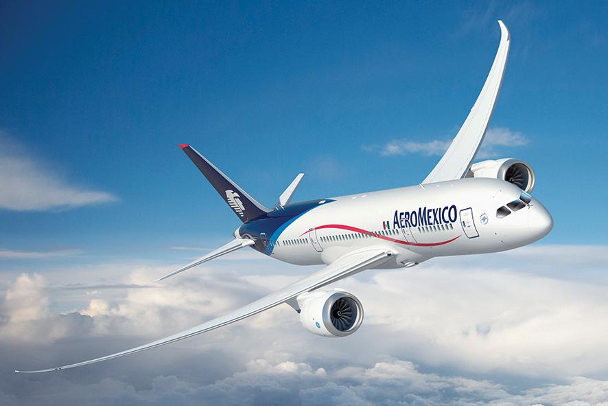 Aeroméxico ofrece servicios terrestres