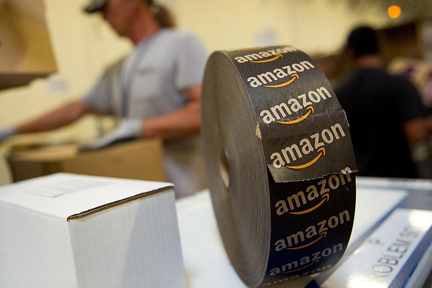 Amazon abre su primera tienda física