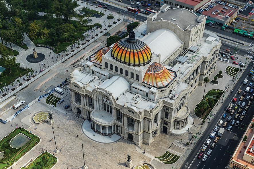 La Ciudad de México a través de Foto Capital