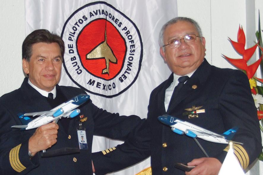 El Club de Pilotos de México cumple 60 años