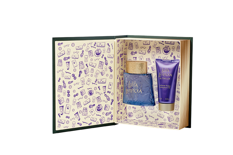 Perfume masculino Lolita Lempicka