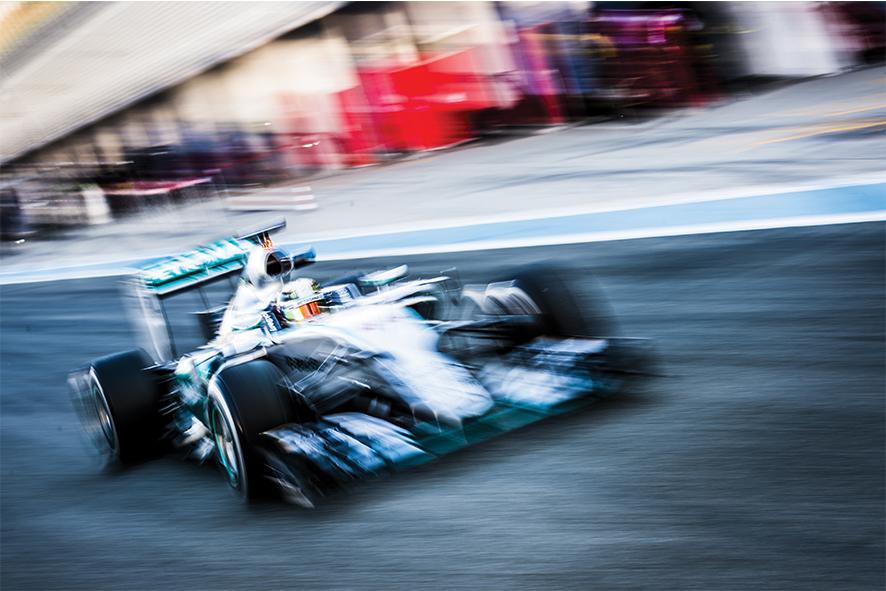 Furor por el Gran Premio de México 2015