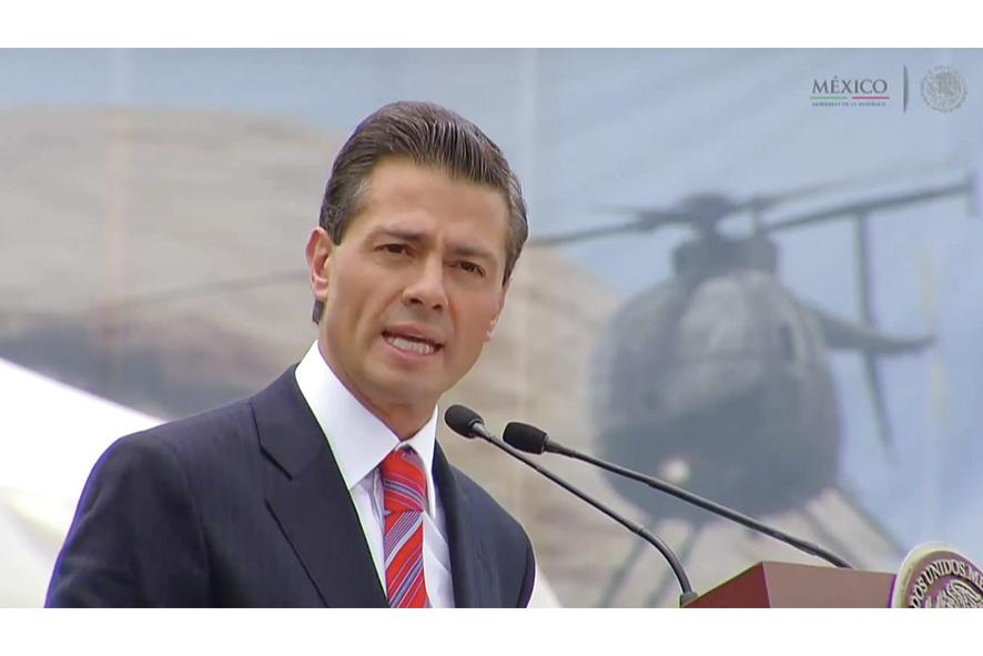 Felicitaciones por la Feria Aeroespacial México 2015
