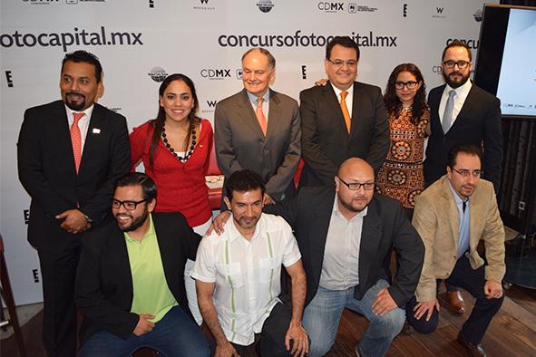 Premiación Concurso Foto Capital