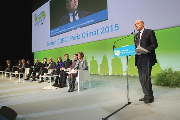 Acuerdos en la COP21 de París