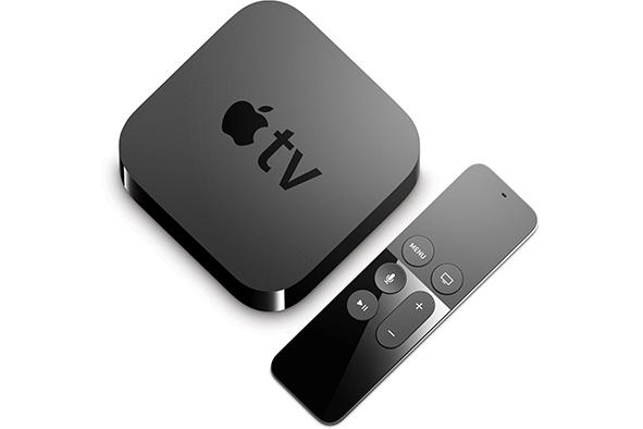Novedades del Apple TV
