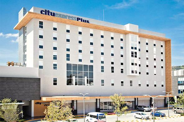 City Express inaugura su hotel número 100