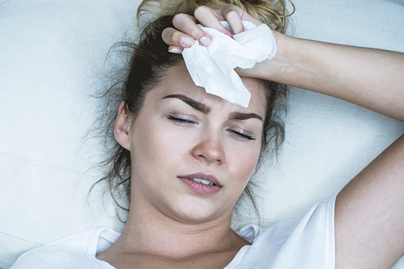 Protégete de la influenza estacional