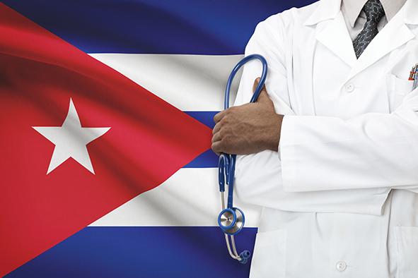 Médicos cubanos restringidos para viajar