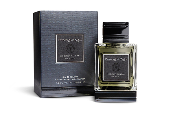Perfume Mediterranean Neroli de Ermenegildo Zegna