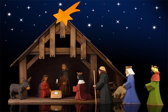 Origen de los Reyes Magos