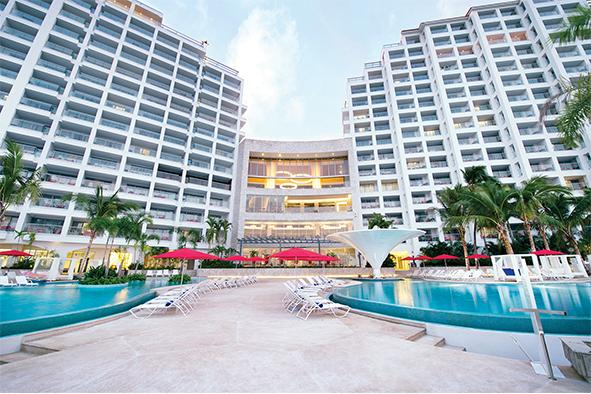 Hotel Grand Fiesta Americana en Vallarta