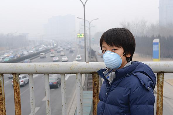 Contaminación: problema grave en China