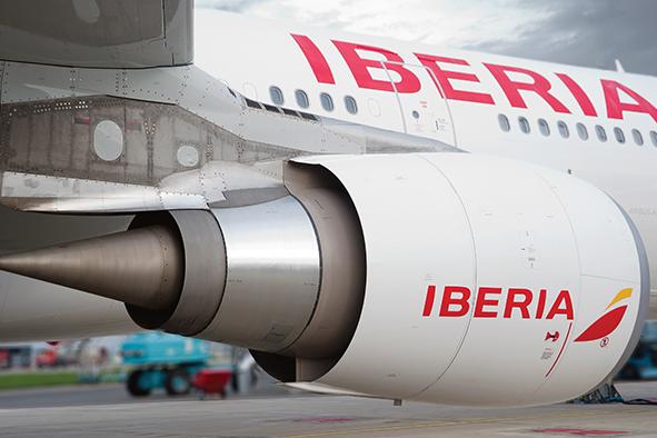 Iberia presenta su nueva imagen en México