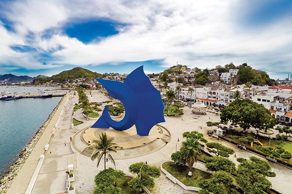 Manzanillo el tesoro dorado del Pacífico Mexicano
