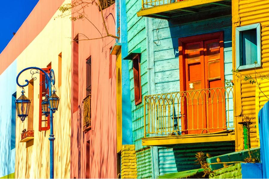BUENOS AIRES, LA BOCA 2