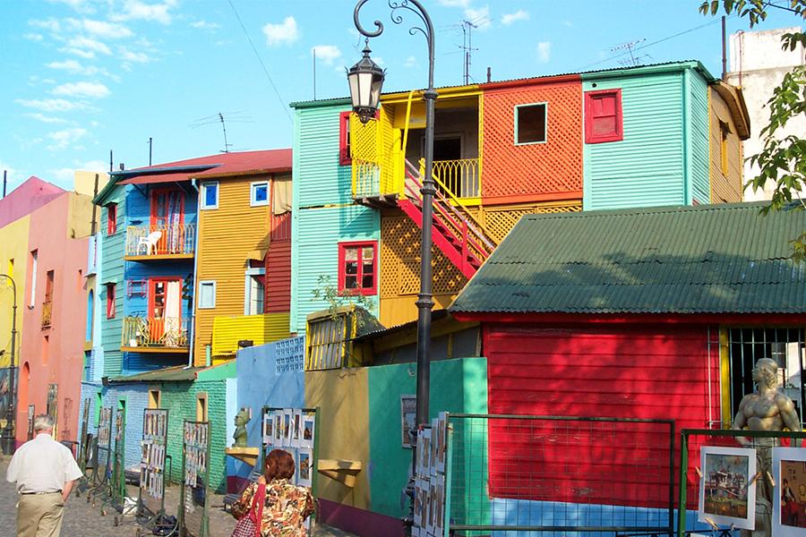 CAMINITO, ARGENTINA 2