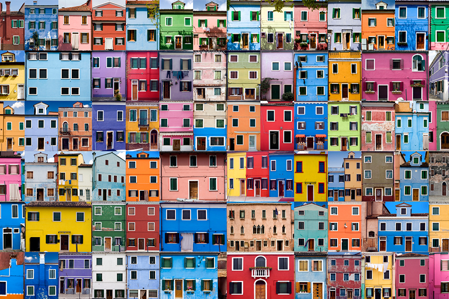 7 destinos coloridos de Latinoamérica