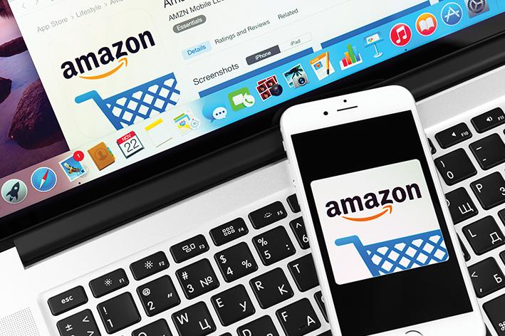 Amazon logra récord de ventas