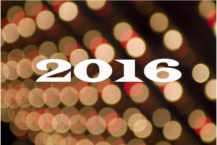 Eventos imperdibles para el 2016