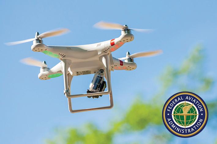 Registro de drones obligatorio en EEUU