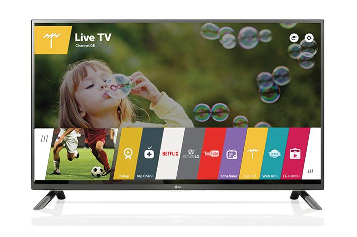 LG presenta su plataforma webOS 3.0