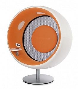 jet news sonic chair orange