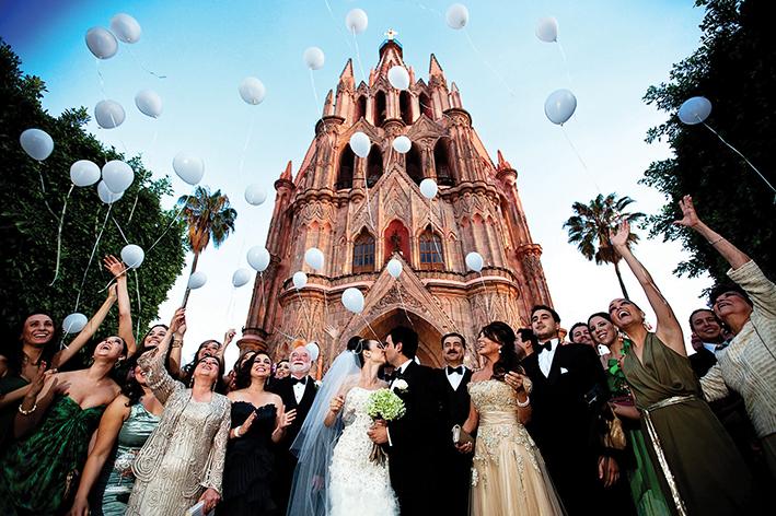 Guanajuato destino ideal para bodas
