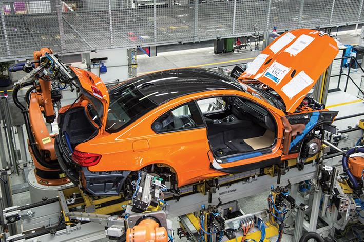 BMW récord de ventas en México