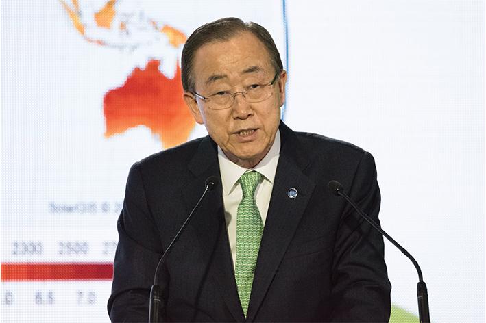 ONU pugna por energías limpias