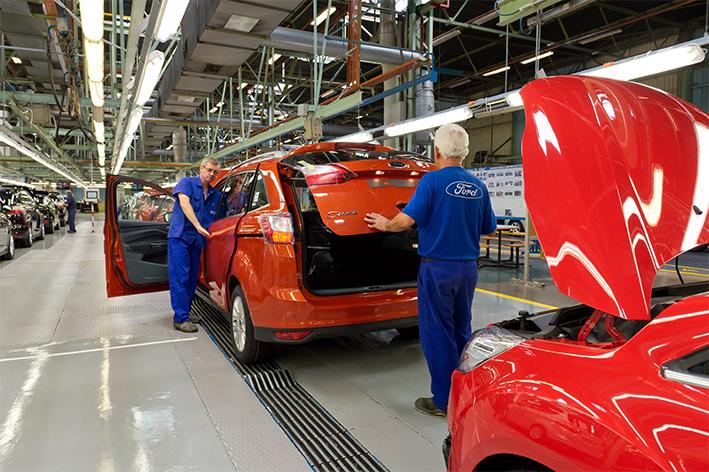 Ford construirá una nueva planta en SLP