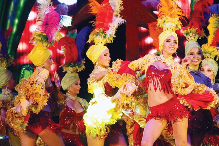Temporada de carnavales en México