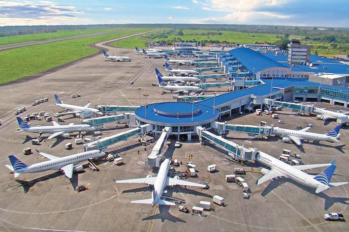 Copa Airlines la más puntual de LATAM
