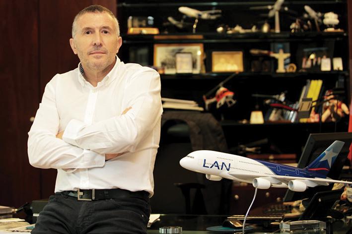 Enrique Cueto, nuevo presidente de ALTA