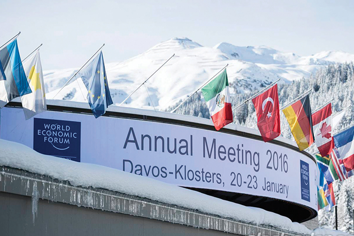 Foro Económico Davos 2016