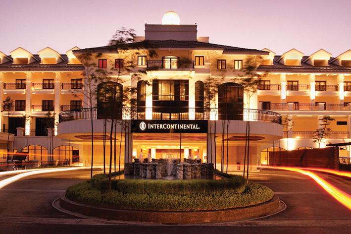Intercontinental Hotels Group cumple 70 años