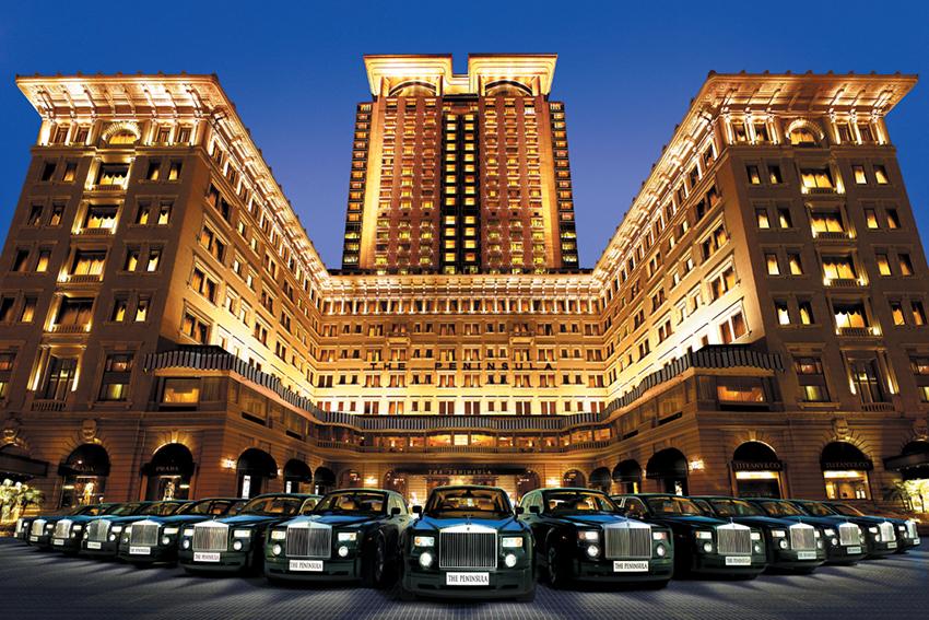 Año Nuevo Chino en hoteles Peninsula