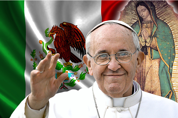 Visita del papa Francisco a México