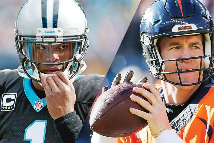 Denver y Carolina se disputan la edición 50 del Super Bowl