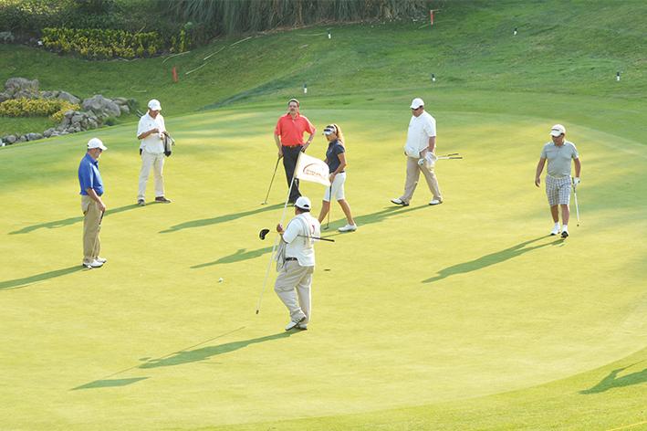 Julianni Tournament en Club de golf Bosque Real
